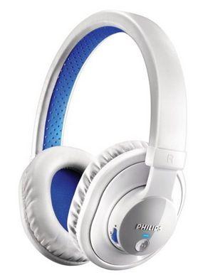 Philips SHB7000WT Bluetooth Kopfhörer Preisfehler? Philips SHB7000WT Bluetooth Kopfhörer in Weiß für nur 10€ (statt 50€)