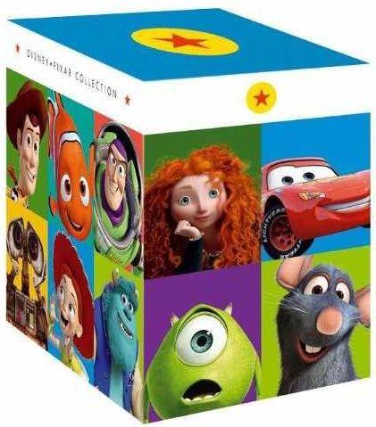Disney Pixar Collection   16 Blu ray Box für 49,29€ inkl. Versand