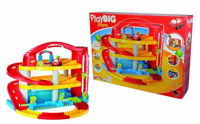PlayBIG Flizzies Grosses Parkhaus für 32,51€