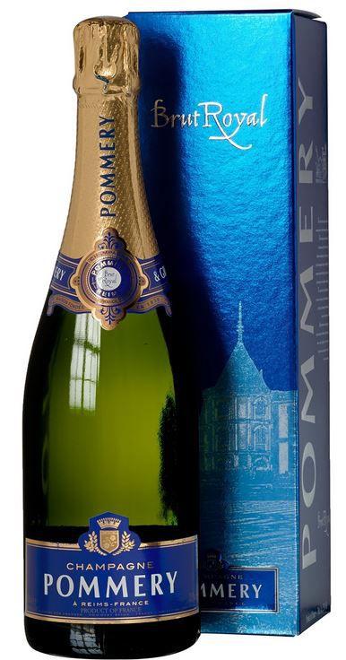 Pommery Brut Royal Champagner Pommery Brut Royal Champagner in Geschenkpackung für 26,99€