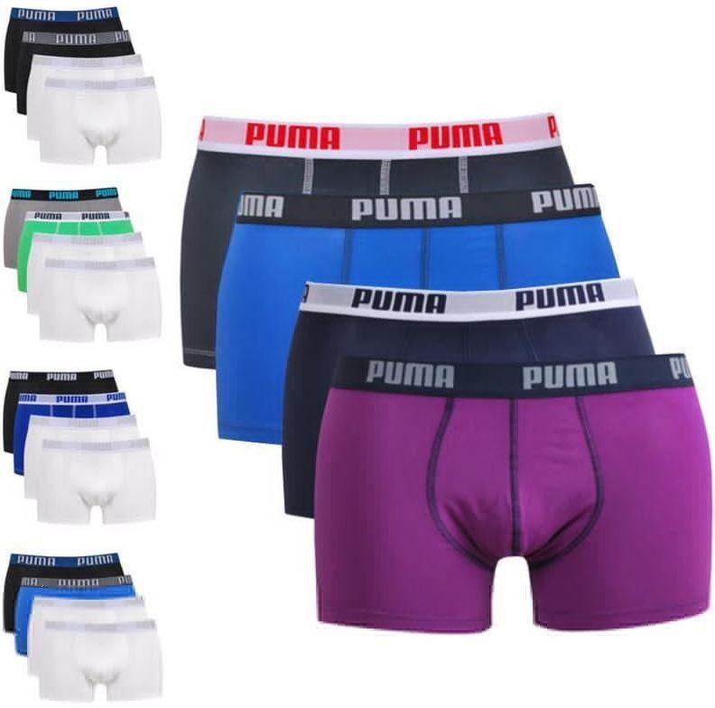 PUMA Pant   4er Pack Boxershorts für 19,99€   Update