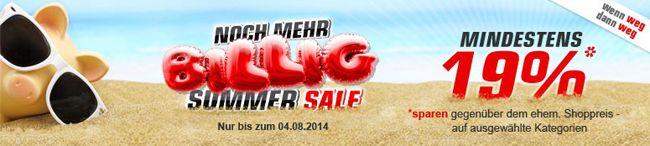 Redcoon Summer Sale Summer Sale bei Redcoon   mindestens 19% gegenüber dem ehemaligen Shoppreis sparen