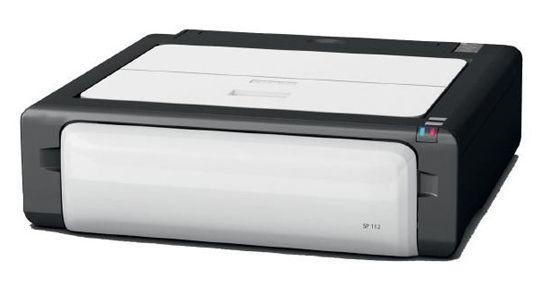 Ricoh Aficio SP 112 Ricoh Aficio SP 112 S/W Laserdrucker für 24,22€