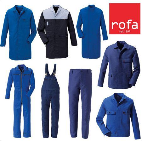 Günstige Rofa Arbeitskleidung   z.B. Kittel für 4,89€