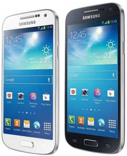 Samsung Galaxy S4 mini LTE   B Ware Schwarz für 99,99€