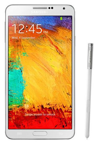 Samsung Galaxy Note 3 SM N9005   Smartphone mit 5,7 Zoll Touchscreen, 13 Megapixel Kamera für 349€