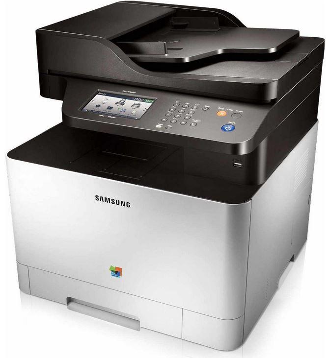 Samsung Laser Samsung CLX 4195FW   Farblaser Multifunktionsdrucker mit WLAN für 269€ inkl. Versand
