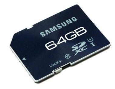 Preisfehler? Samsung SDXC Pro 64GB Class 10 Speicherkarte für 24,90€ (statt 53€)