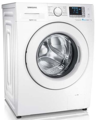 Samsung WF 7A F5 E3 P4W   Waschmaschine 7kg, 1400U/min für 349€   Update