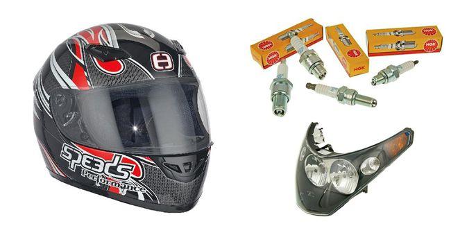 Exklusive Rabatte bei Scooterkay   Ersatzteile und Zubehör für Roller und Moped