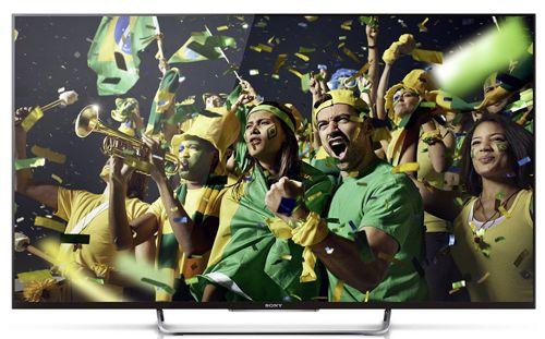 Sony Bravia KDL 50W815B   3D LED Fernseher (50 Zoll, Full HD, Triple Tuner, 2x 3D Brillen) für 729€