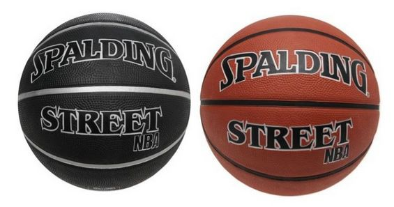 Spalding NBA Street Basketball für 9,59€