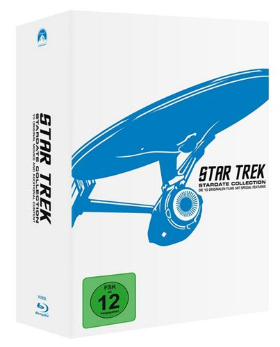 Star Trek   Stardate Collection remastered (Blu ray) ab 30€ (statt 53€)