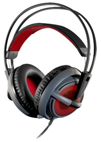SteelSeries Siberia v2 Dota 2 Edition USB Headset für 64,85€ (statt 98€)