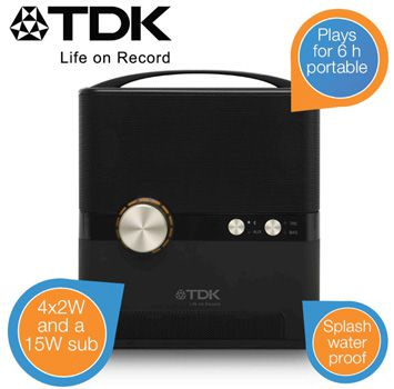 TDK A360   360° wireless Bluetooth Lautsprecher statt 144€ für 85,90€