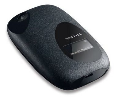 TP Link M5350   Mobiler MIFI WLAN Router für 31,92€ (statt 44€)