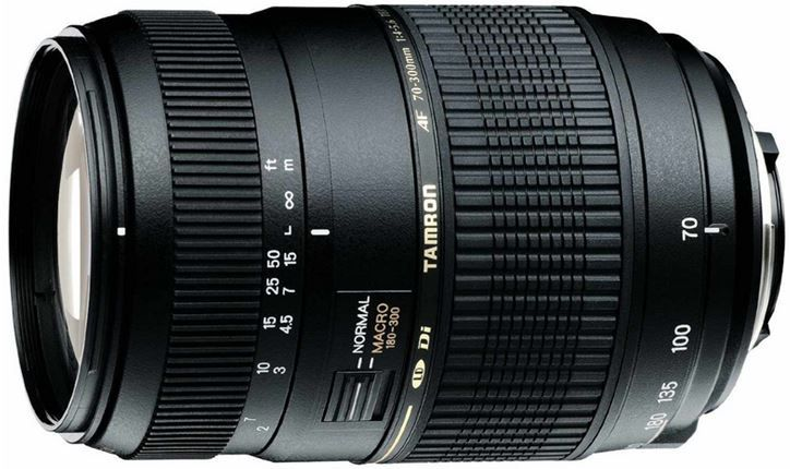 Tamron Tamron AF 70 300mm 4 5,6 Di LD   Canon Objektiv für 79,99€ inkl. Versand