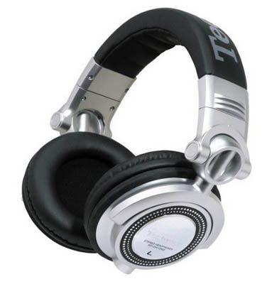 Technics RP DH1250 S DJ Kopfhörer mit 3 Jahre Garantie für 109€