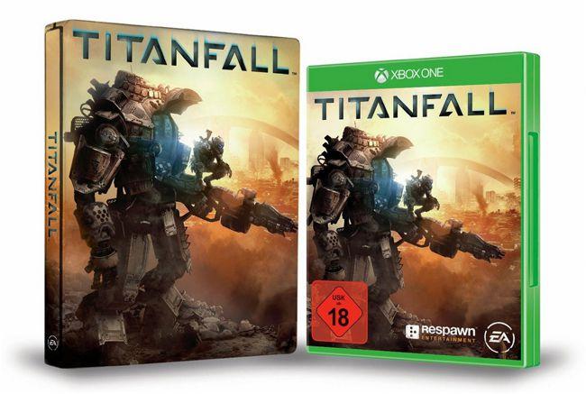 Titanfall Titanfall (Steelbook Edition) für die Xbox One für nur 34,97€
