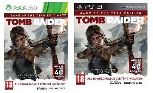 Tomb Raider Game of the Year Edition Tomb Raider (PS3 und Xbox 360) für ca. 16,50€ (statt 20€)
