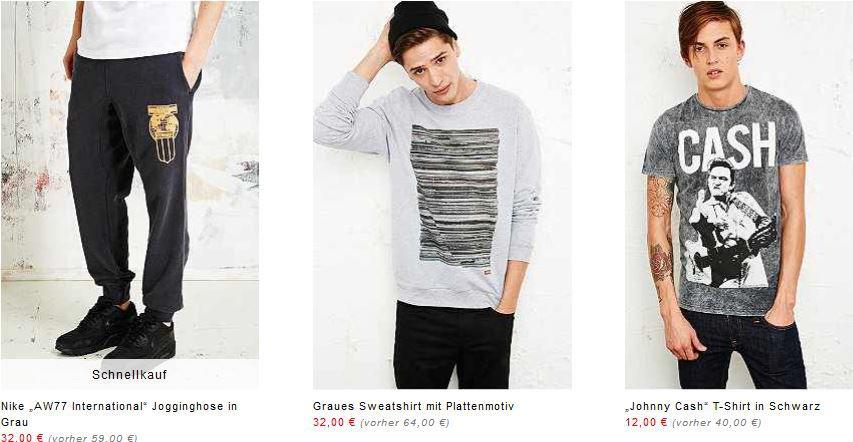 Urban1 Urban Outfitters   Summer Sale mit bis zu 50% Rabatt und 75% Rabatt auf Ware im Ausverkauf + Gutscheine