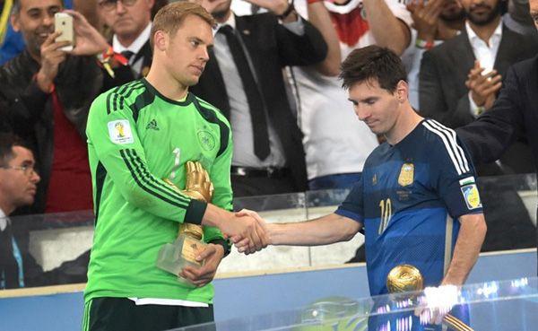 Nach der WM ist vor der EM: Eure Meinung (zu Messi und Co.) interessiert uns