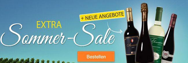 Knaller! Genialer 20€ Gutschein ohne MBW für Weinversand   auch auf reduzierte Ware!
