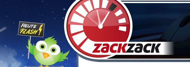 ZackZack Flash Angebote   noch bis 18 Uhr super Angebote zu unschlagbaren Preisen