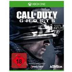 Call of Duty: Ghosts (100% Uncut) für Xbox One nur 7,99€