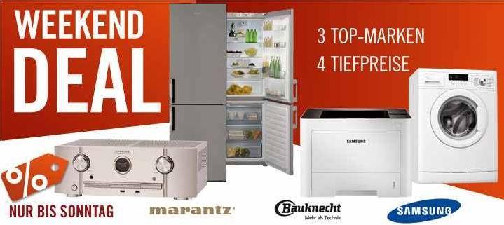 Marantz SR5008 7.2 AV Receiver mit AirPlay für 399€ und mehr Cyberport Weekend Deals