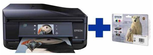 cyberweekend5  EPSON Expression Premium XP 810 Drucker für 185€ und mehr Cyberport Weekend Deals