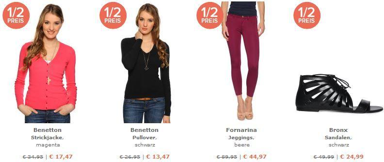 dress4 dress for less   Alles zum halben Preis + 10% Gutschein   Update