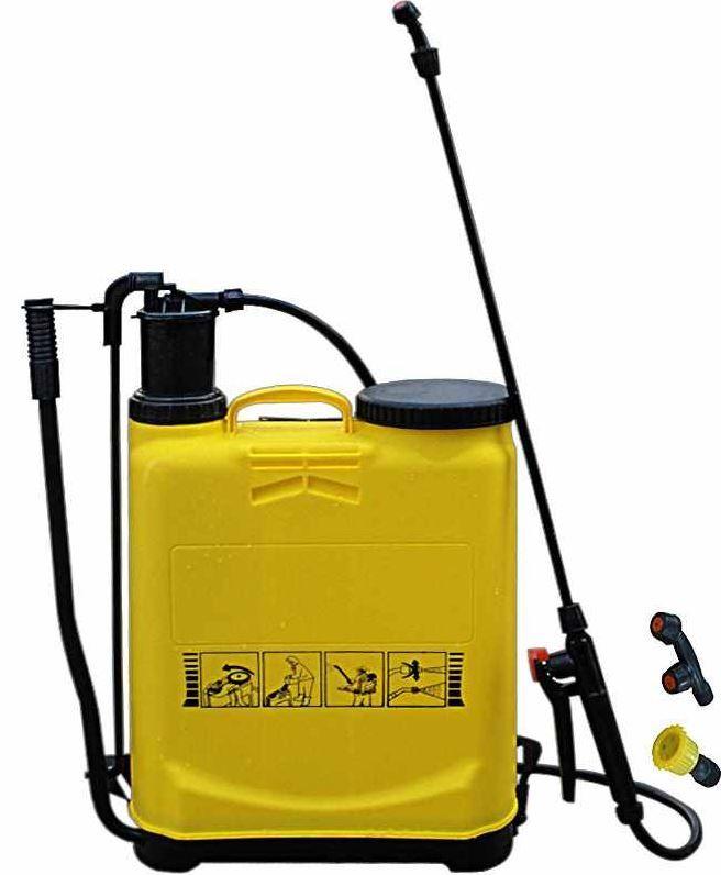 DEUBA   Rucksack Drucksprüher mit 16,8 Liter Volumen für 14,99€