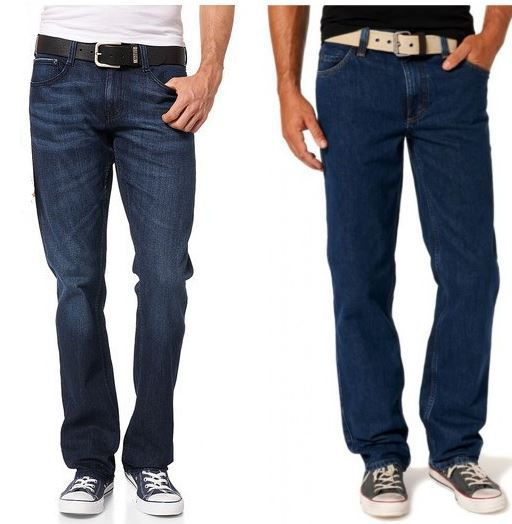 ebay wow8 MUSTANG Vintage Tramper & New Oregon Herren Jeans für je 32,99€