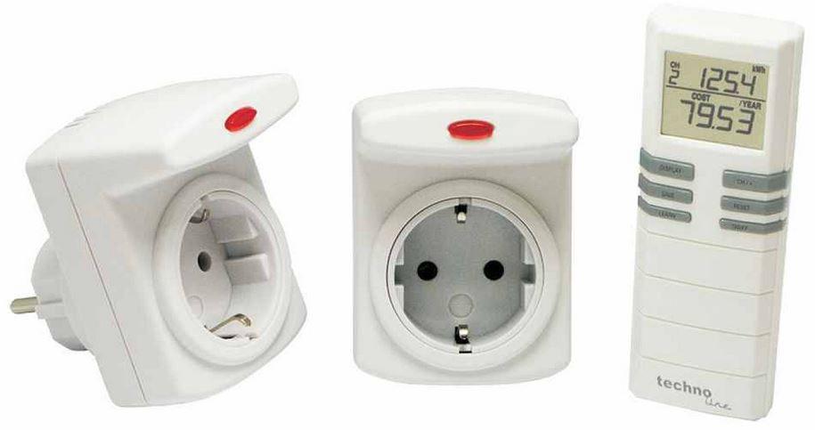 ebay wow9 TechnoLine Cost Control RC   Funk Energiekostenmessgerät Stromkosten für 19,99€