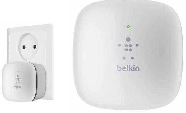 Belkin F9K1015az   WLAN Range Extender und Repeater 300Mbps für 24,90€