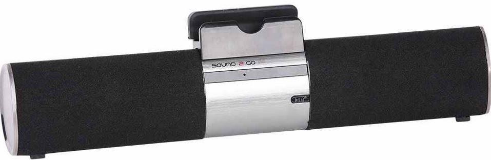 Mobiset SOUND2GO Soundboard   mobiler Bluetooth Lautsprecher mit Akku für 22,99€   Update