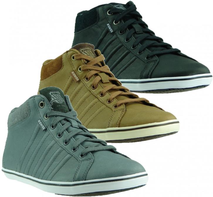 K SWISS Hof   Herren Sneaker in 3 Modellen für je Paar nur 31,99€   wieder da!