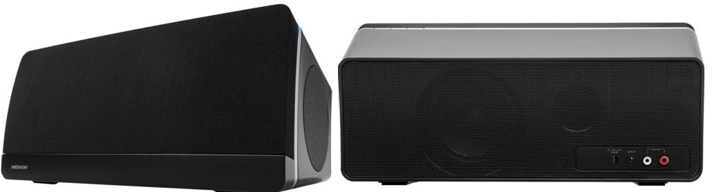 MEDION LIFE MD 84393 P69079 3D Surround Bluetooth Lautsprecher für 44,99€