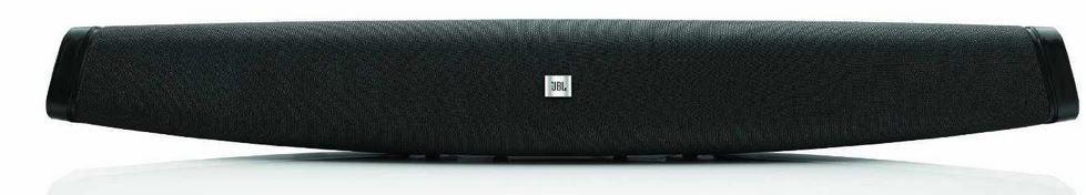 JBL SB100 2.0   aktiver Surround Soundbar Lautsprecher mit Harman Display für 93,99€