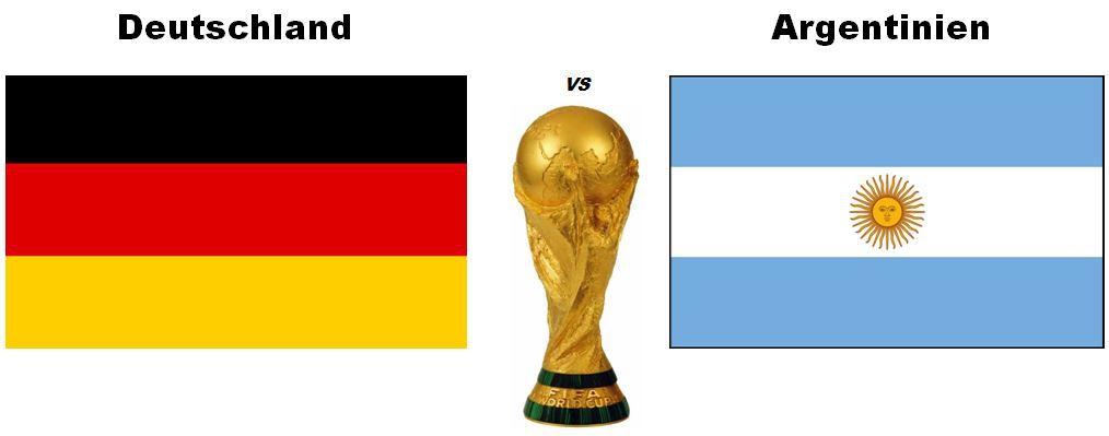 FINALE WM Tippgewinnspiel   Deutschland : Argentinien (heute 21Uhr)   Update!