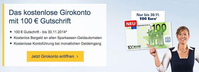 1822 Update: 100€ für Girokontoeröffnung bei der 1822direkt mit 2 Geldeingängen