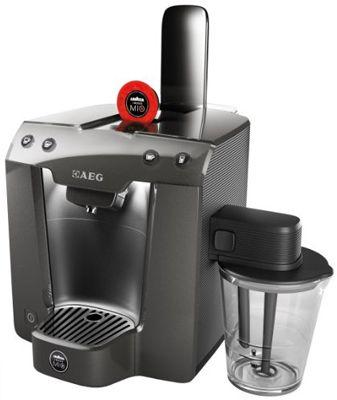 TOP! AEG LM 5400 Lavazza A Modo Mio Kaffeekapselautomat + 64 gratis Kaffeekapseln für 49,95€ (statt ca. 100€)