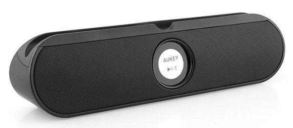 Schnell! Aukey Tragbarer Bluetooth Lautsprecher ab 19,48€ (statt 26€)