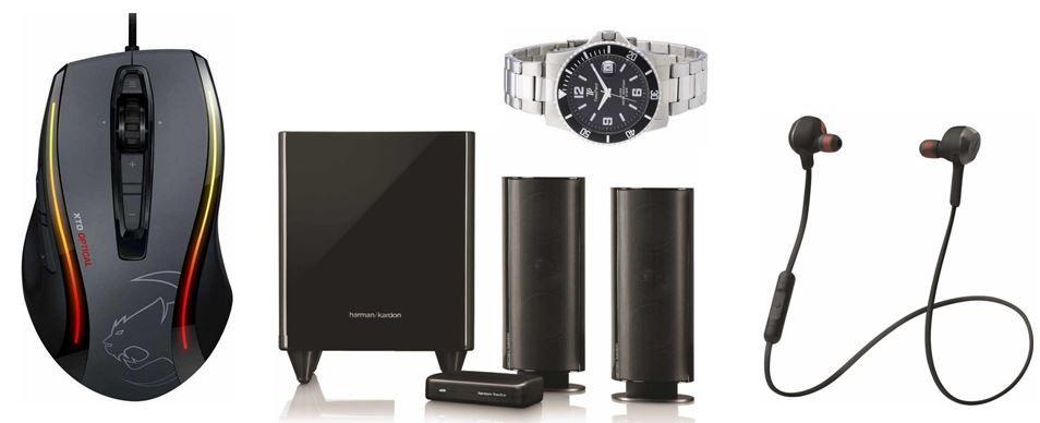 Harman Kardon HKTS 200 BQ W 2.1 Lautsprechersystem für € und weitere 26 Amazon Blitzangebote