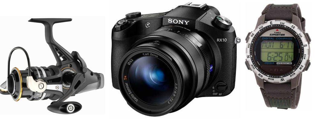 Sony DSC RX10 Digitalkamera mit 24 200mm Objektiv für 839€ und weitere 19 Amazon Blitzangebote