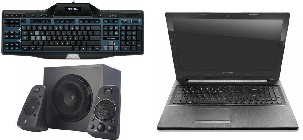 Amazon 5 Logitech Z623 2.1 PC Lautsprechersystem für 109€ bei den 10 Amazon Blitzangeboten