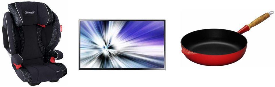 Samsung ED32C   32 Zoll Monitor und weitere 17 Amazon Blitzangebote