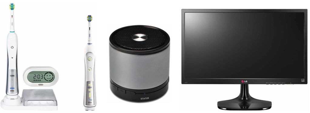 Amazon Angebot3 Digitus DA 10287   mobiler Bluetooth Speaker für 18,99€ und weitere 20 Amazon Blitzangebote