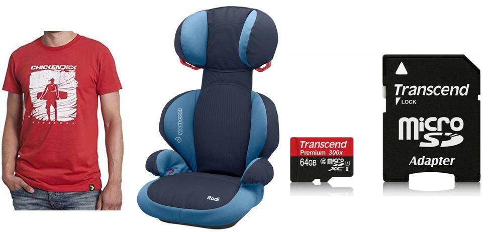 Maxi Cosi 64406116   Kinderautositz  ab 3.5 Jahre bis circa 12 Jahre   und weitere 12 Amazon Blitzangebote